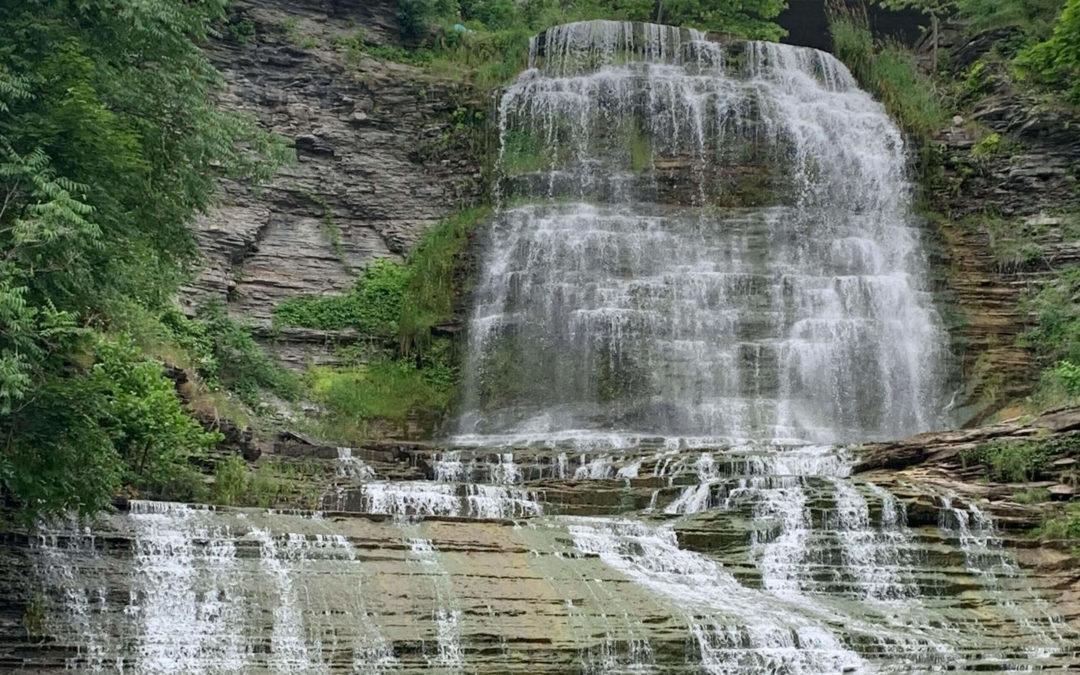 Hiking & Biking in the Finger Lakes