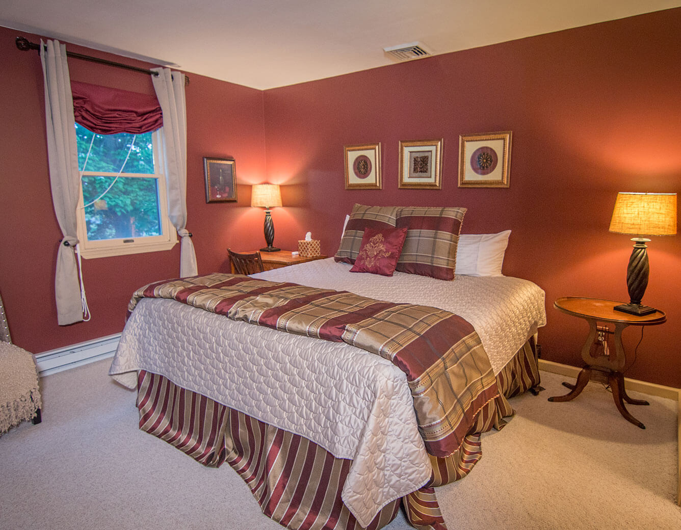Vinter Room, Magnolia Place Bed & Breakfast, Finger Lakes, NY