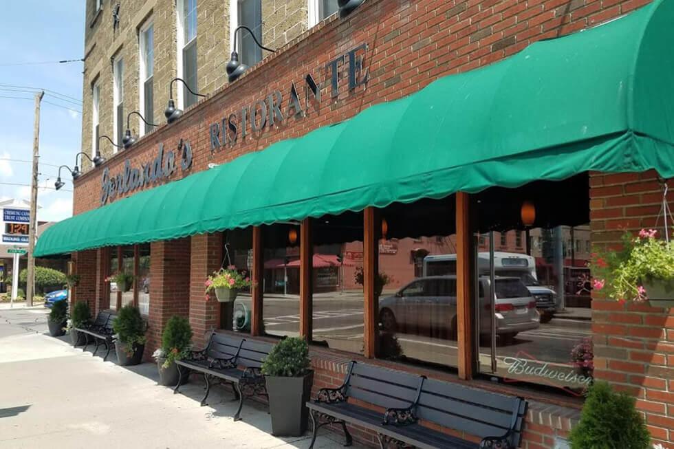 Jerlandos Italian Restaurant, Magnolia Place Bed & Breakfast, Finger Lakes, NY