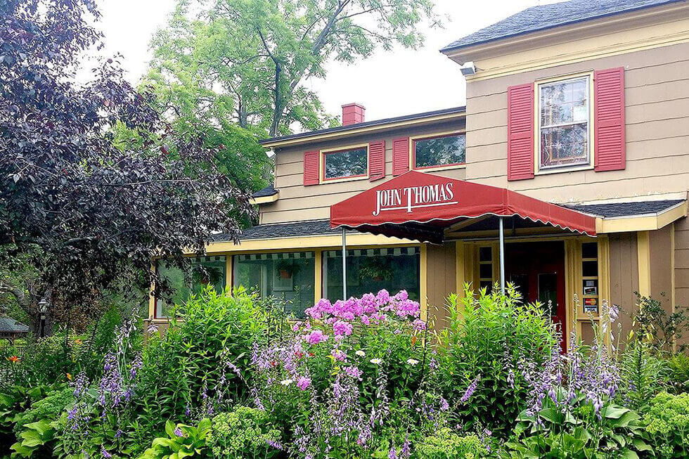 John Thomas Steakhouse, Magnolia Place Bed & Breakfast, Finger Lakes, NY