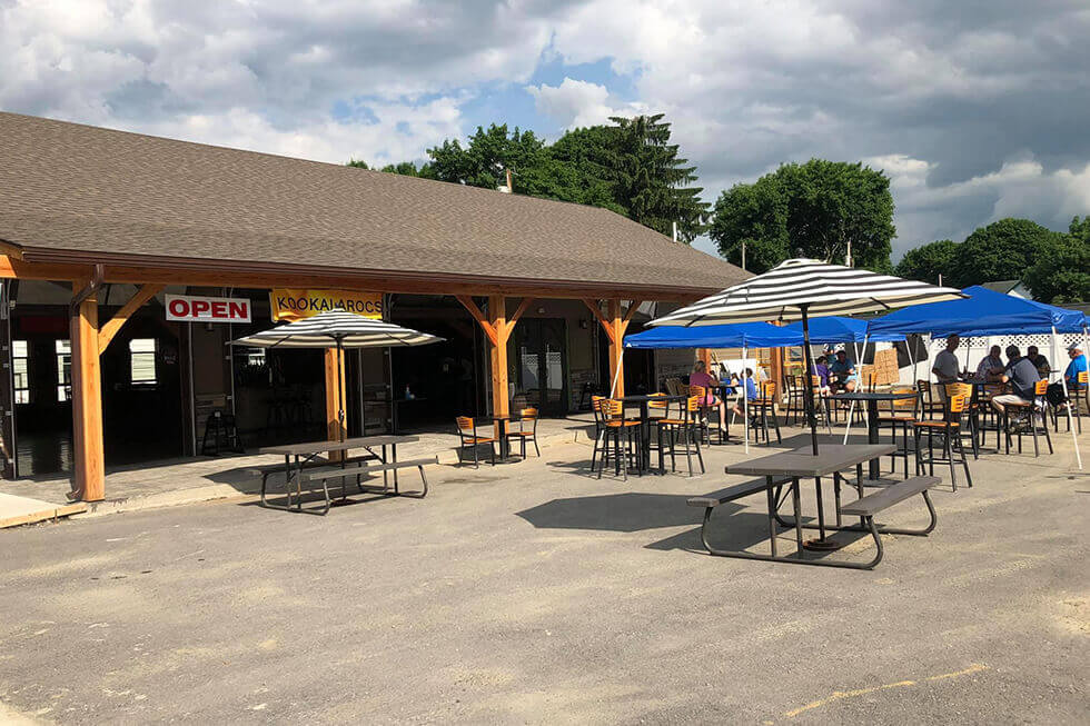 Kookalarocs Bar and Grill, Magnolia Place Bed & Breakfast, Finger Lakes, NY