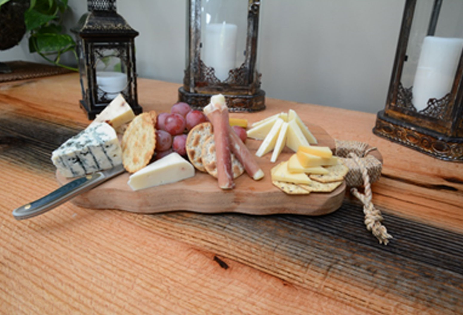 New York Cheese Board, Magnolia Place Bed & Breakfast, Finger Lakes, NY