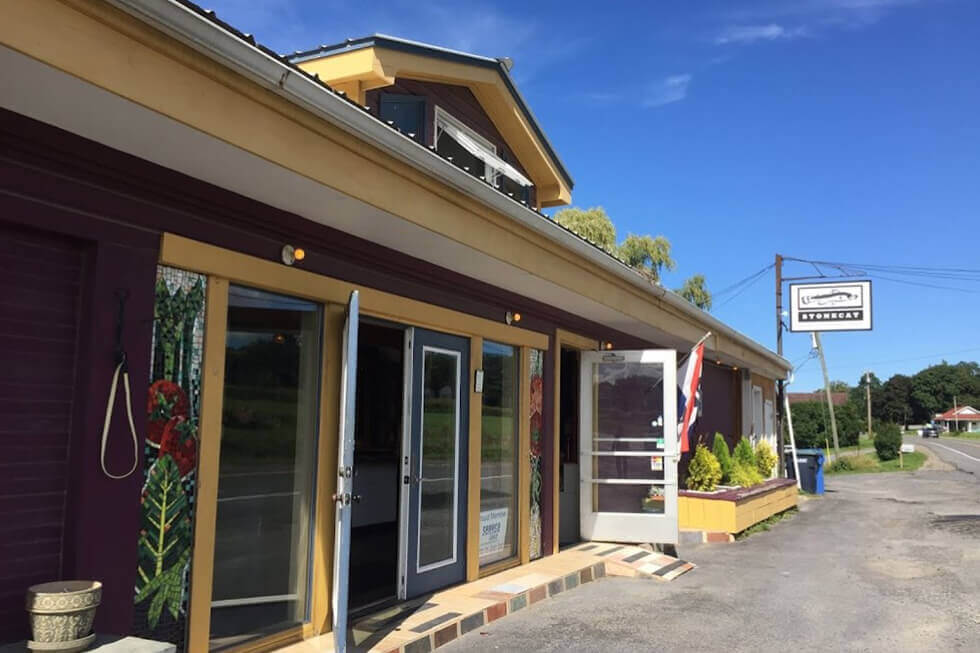 Stonecat Café, Magnolia Place Bed & Breakfast, Finger Lakes, NY