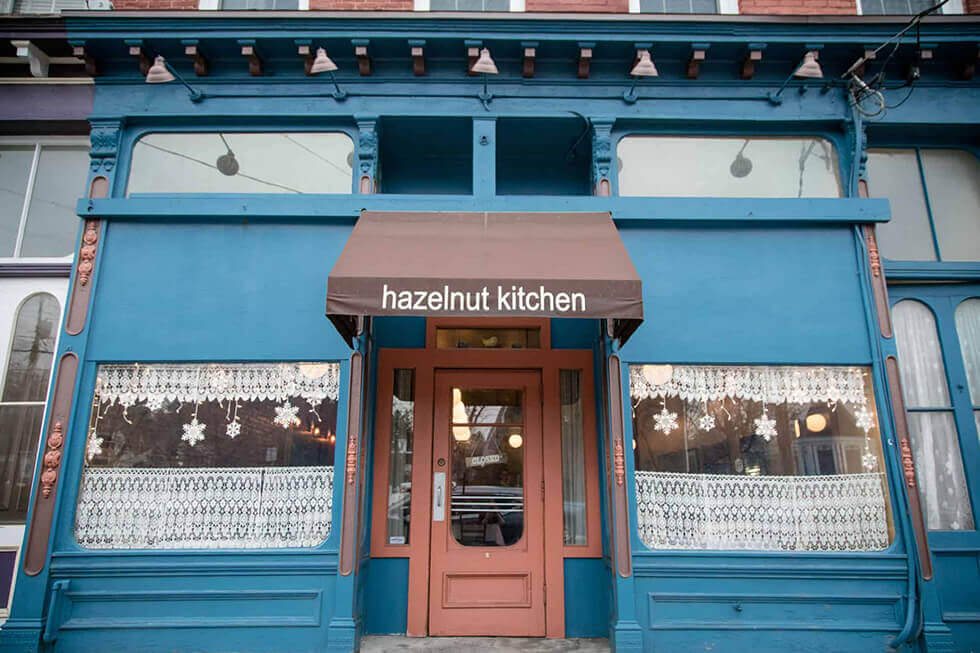 The Hazelnut Kitchen, Magnolia Place Bed & Breakfast, Finger Lakes, NY