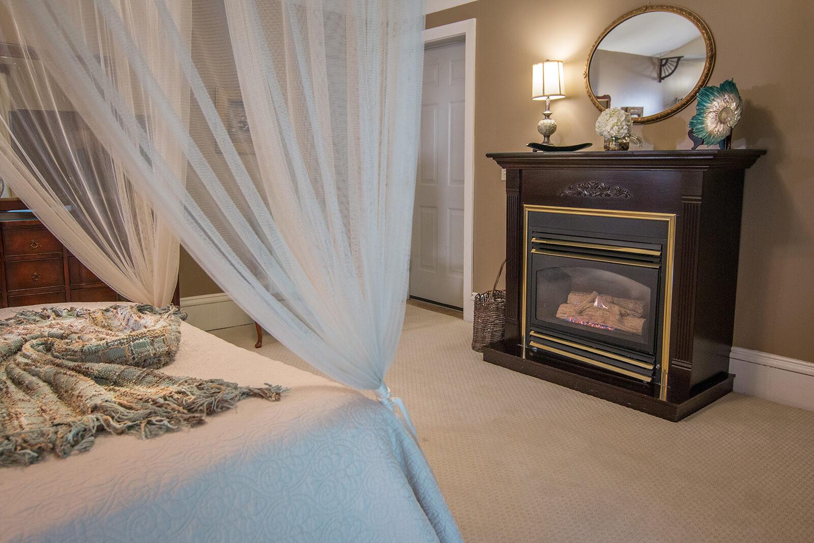 Magnolia Amenities, Magnolia Place Bed & Breakfast, Finger Lakes, NY