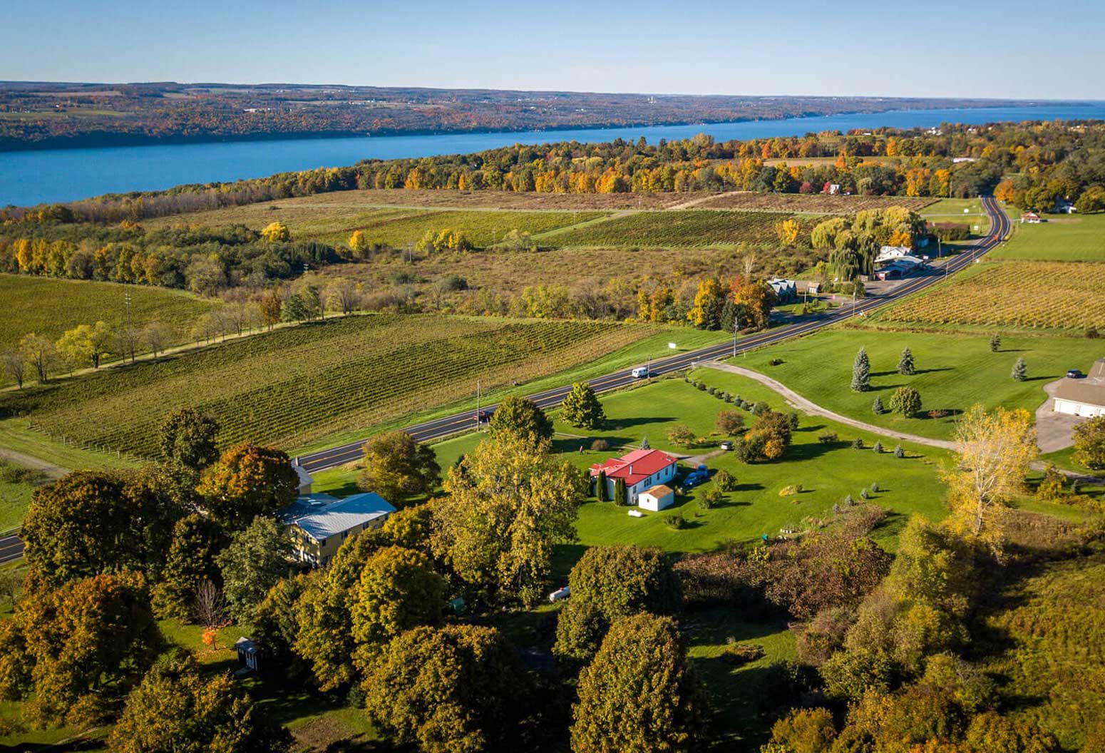 The State of our Region, Magnolia Place Bed & Breakfast, Finger Lakes, NY