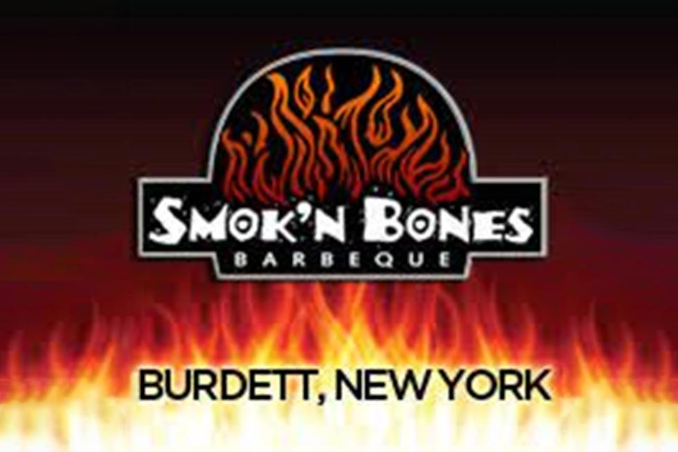 Smokin Bones, Magnolia Place Bed & Breakfast, Finger Lakes, NY
